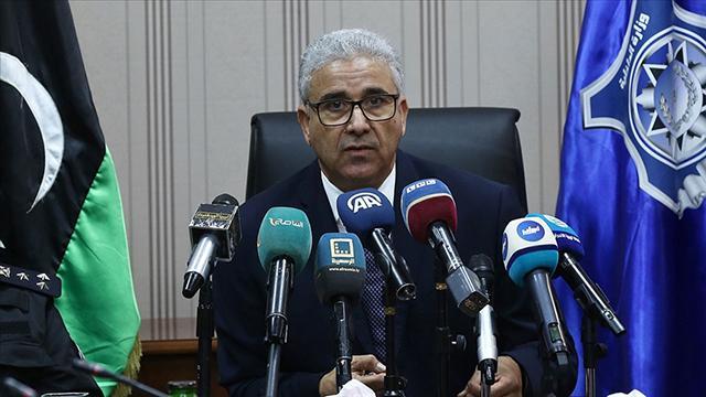 Libya İçişleri Bakanı Başağanın konvoyuna silahlı saldırı iddiası