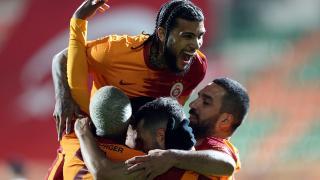 Galatasaray seriye devam etti