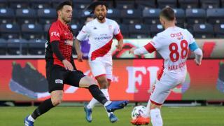 Antalyaspor'un yenilmezlik serisi 10 maça çıktı