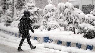 Doğu'da 4 il için kar uyarısı