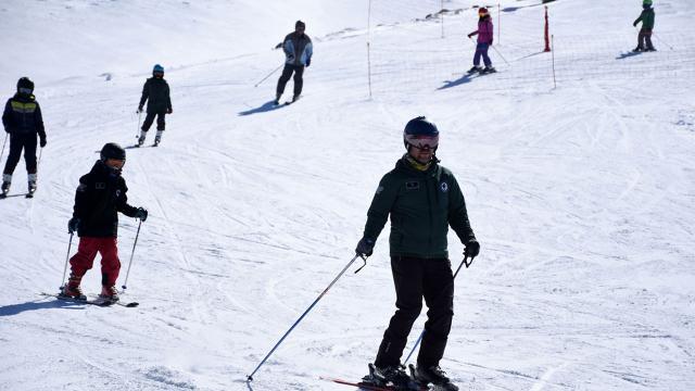 Türkiyede lisanslı kayakçı sayısı 3 yılda yüzde 150 arttı