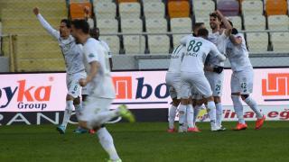 Konyaspor'dan müthiş geri dönüş