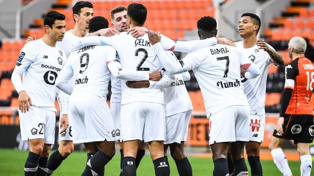 Lille 3 puanı 4 golle aldı