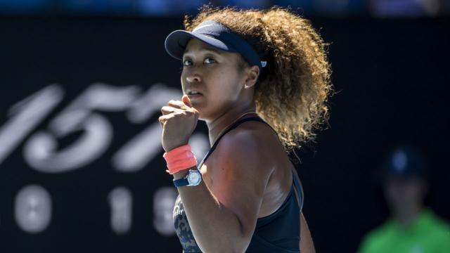Avustralya Açıkta tek kadınların şampiyonu Osaka