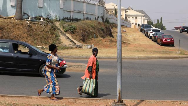 Batı Afrikada gıda krizi