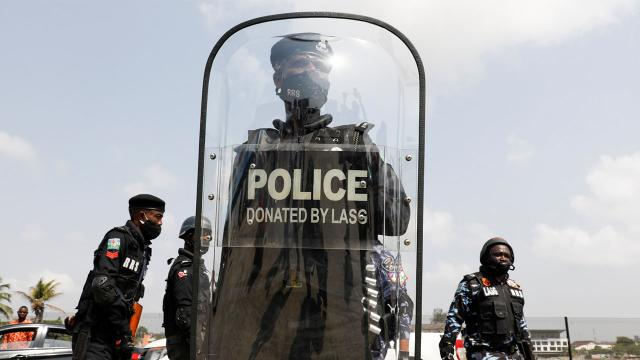 Nijeryada silahlı çetelere operasyon: 40 kişi yakalandı