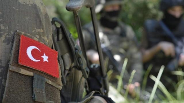 MSB: Silah kazası sonucu 1 asker şehit oldu