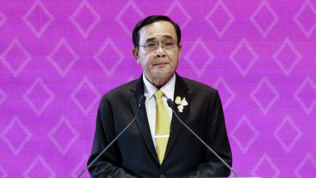 Tayland Başbakanı Prayut parlamentoda güven tazeledi