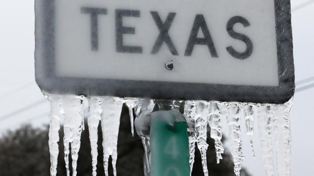 Şiddetli kutup soğuklarının vurduğu Teksasta ölü sayısı 111e çıktı