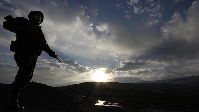 4 PKK/YPGli terörist etkisiz hale getirildi