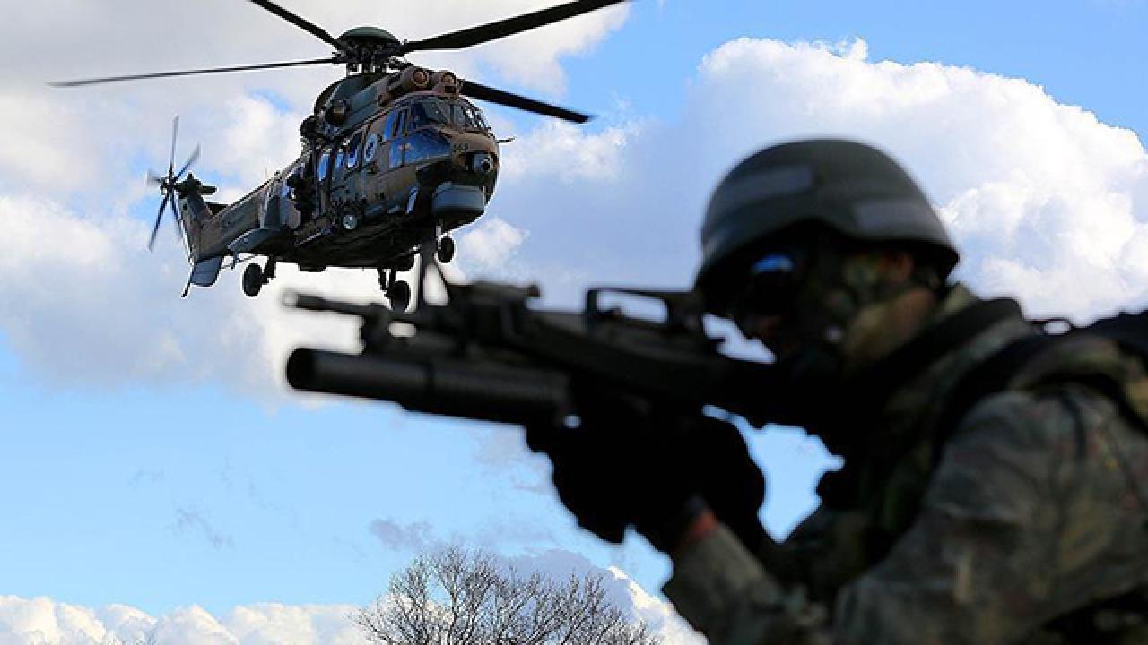 TSK ve MİT'ten operasyon: 8 terörist etkisiz hale getirildi