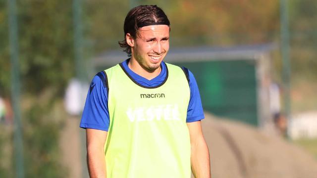 Trabzonsporda Anders Trondsen sevinci