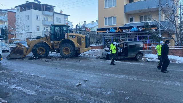 Kahramanmaraşta trafik kazası: 1 kişi hayatını kaybetti