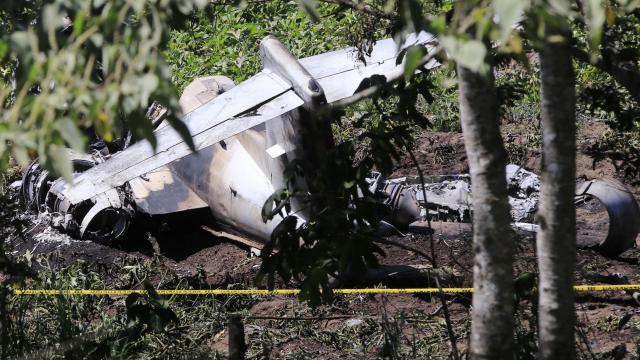 Kongo Demokratik Cumhuriyetinde uçak düştü: 3 ölü
