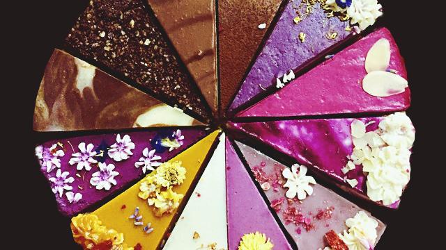 Yaş pastalardaki tehlike: Sentetik gıda boyası
