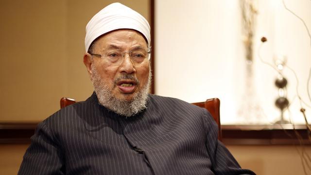 Eski Dünya Müslüman Alimler Birliği Başkanı COVID-19a yakalandı