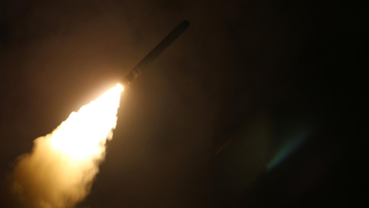 ABD'den İran destekli gruplara hava saldırısı
