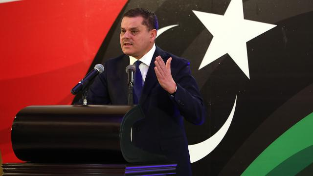 Libya Başbakanı Dibeybe: Yeniden savaş fitilini ateşlemeye çalışanlar var