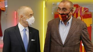 Galatasaray'a disiplin sevki şoku