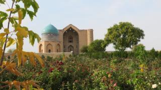 """Türkistan """"Dünya Mirası Kentleri"""" listesinde"""