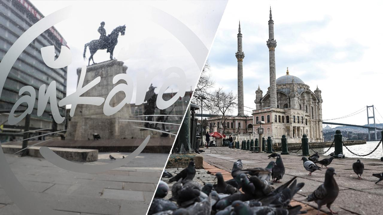 Ankara normalleşmeye yakın, İstanbul uzak