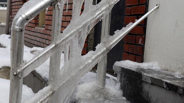 Doğuda donduran soğuklar etkili oluyor