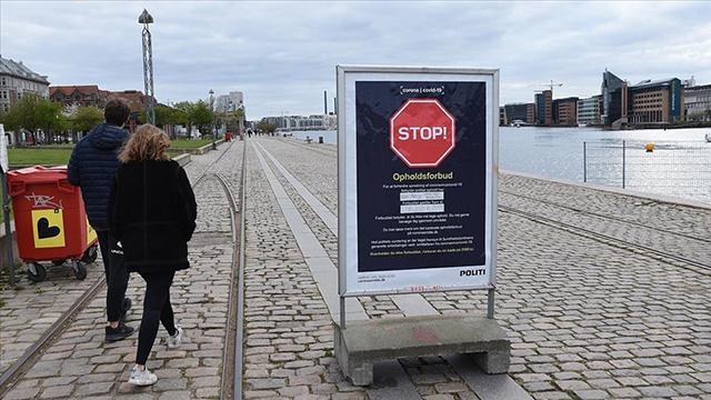 Danimarkada salgın tedbirleri gevşetiliyor