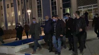Meclis üyesi davasındaki 4 sanık tutuklandı