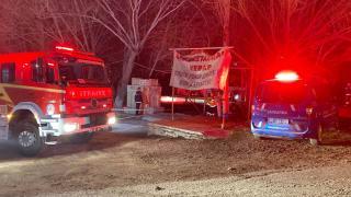 Denizli'de restoranda yangın: 3 kişi öldü