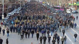 ABD: Ermenistan'da tarafları sakinliğe çağırıyoruz