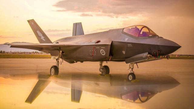 F-35lerin uluslararası hukuk boyutu da var