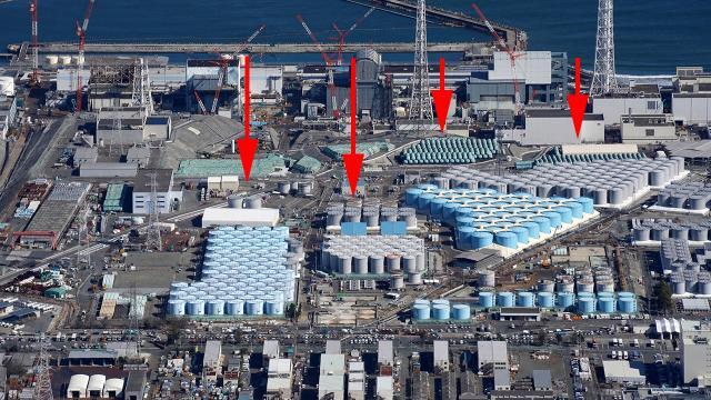 Japonyadaki 7,3lük depremden nükleer santral de etkilendi