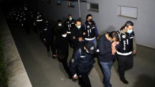 11 ilde dolandırıcılık ve rüşvet operasyonu: 18 kişi tutuklandı