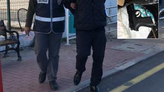 Eskişehir'de gözaltına alınan uyuşturucu şüphelisi tutuklandı