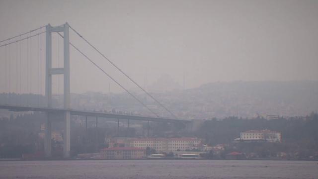 İstanbulda hava kirliliği 5 yılda yüzde 21 azaldı