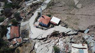 İzmir'in bazı semtlerinde heyelan tehlikesi arttı