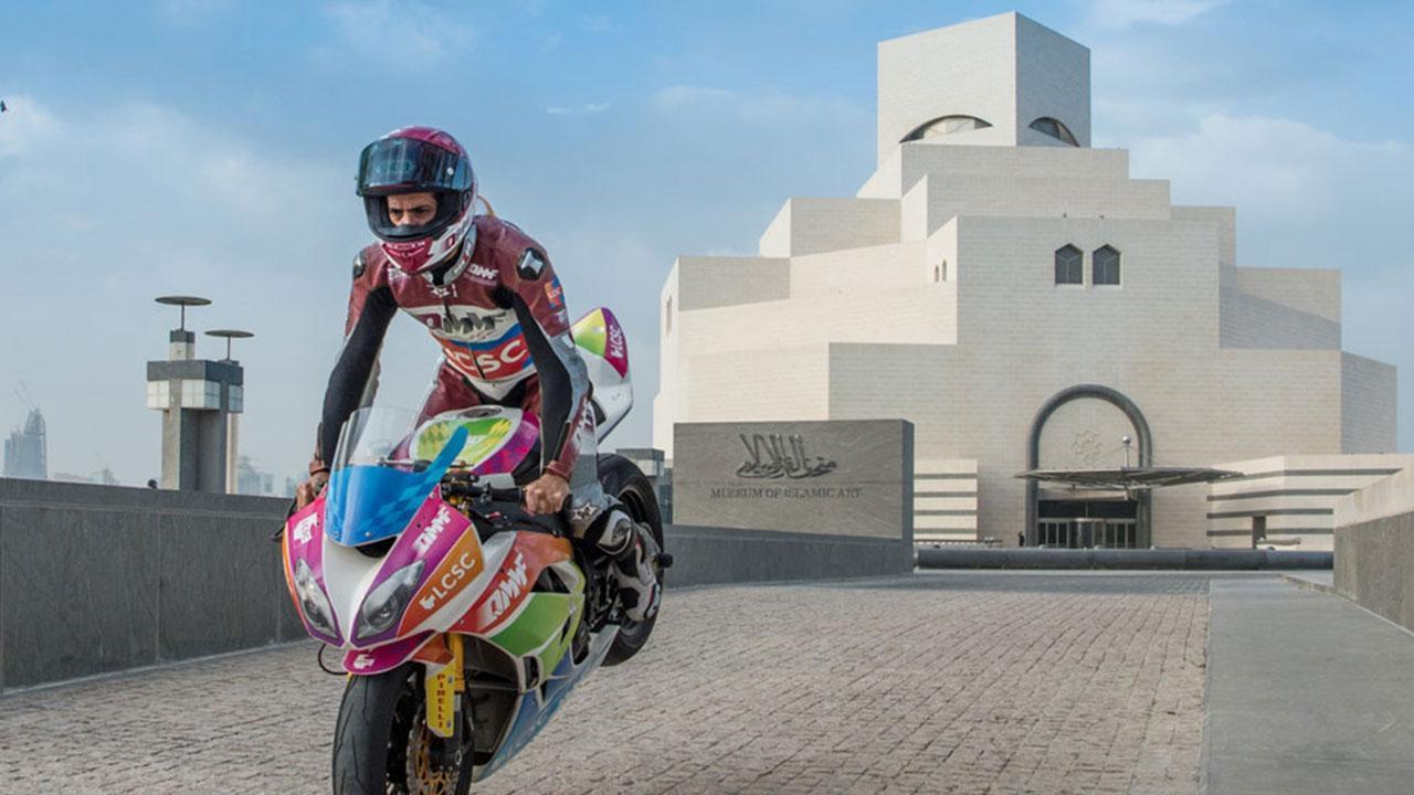 Katar MotoGP yarışına ev sahipliği yapacak