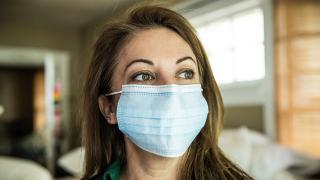 Yanlış maske kullanımı ağızda mantara sebep olabiliyor