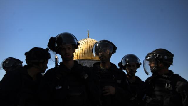 Fanatik Yahudilerin Mescid-i Aksaya baskın çağrılarına karşı uyarı