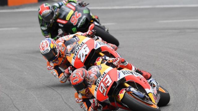 MotoGPde heyecan başlıyor