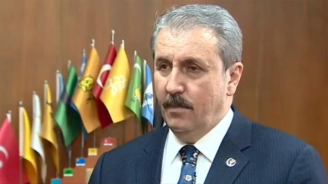BBP Genel Başkanı Desticiden İsraile tepki: Katiller zulümlerinde boğulacak