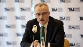 TCMB Başkanı Ağbal'dan TİM'e ziyaret