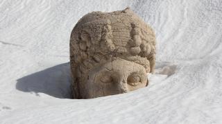 Kar esaretindeki Nemrut Dağı'nın yolu açıldı
