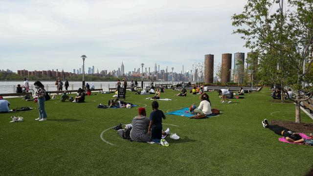 New Yorkta yeni mutasyon hızla yayılıyor