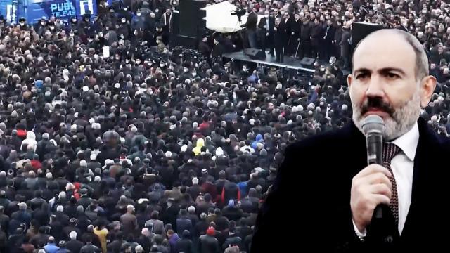 Ermenistan Başbakanı Paşinyan: Asker kendi işini yapsın