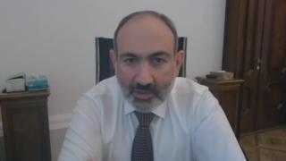 Ermenistan ordusu muhtıra verdi, Paşinyan halkı sokağa çağırdı