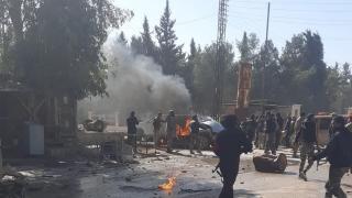 Rasulayn'da terör saldırısı: 3 ölü