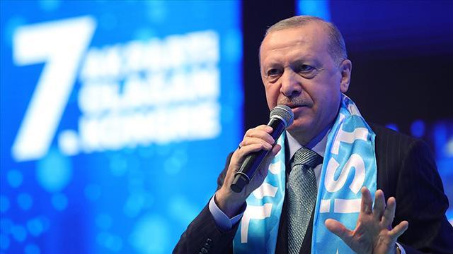 Cumhurbaşkanı Erdoğan: Onlara rağmen Kanal İstanbulu yapacağız