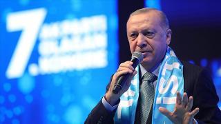 Cumhurbaşkanı Erdoğan: Onlara rağmen Kanal İstanbul'u yapacağız