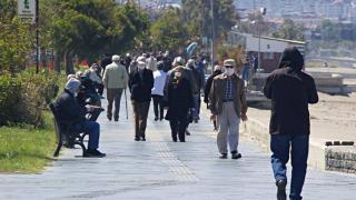 Samsun'da koronavirüs tedbirleri: İşlek caddelerde HES kodu uygulaması